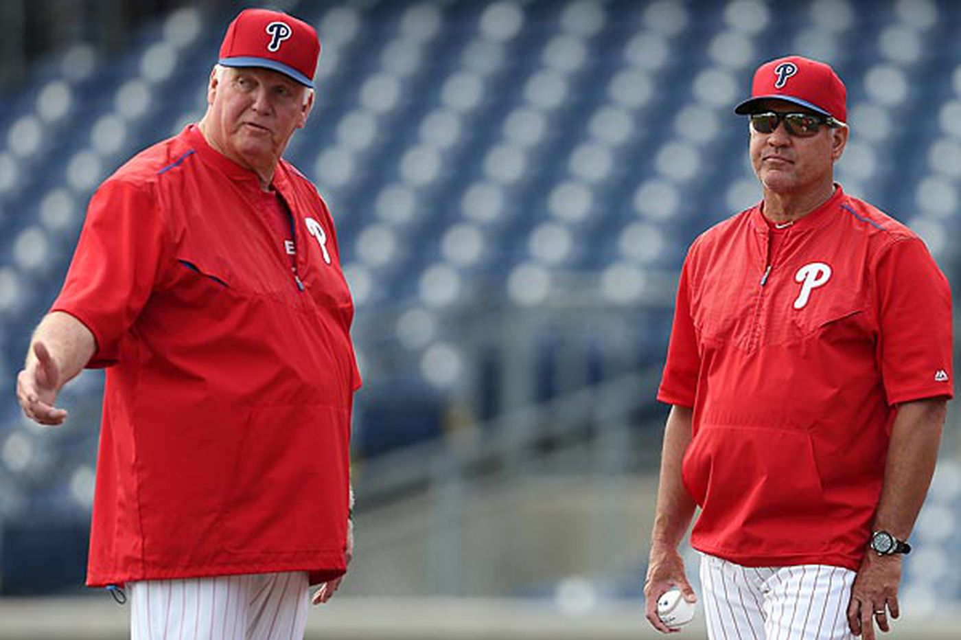 Phillies' rotation roulette