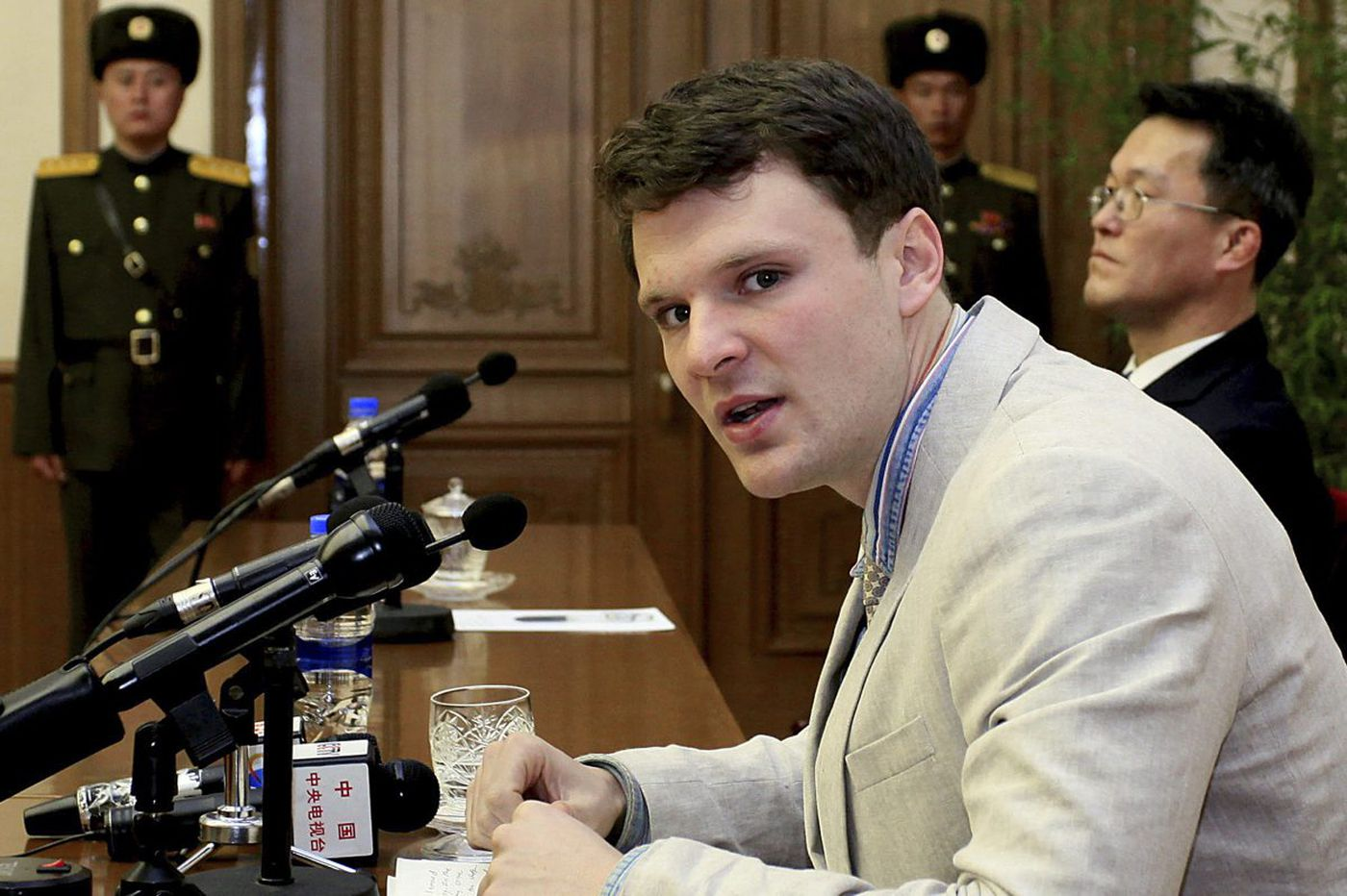 U. Delaware will not rehire prof who made critical comments about Otto Warmbier after his death
