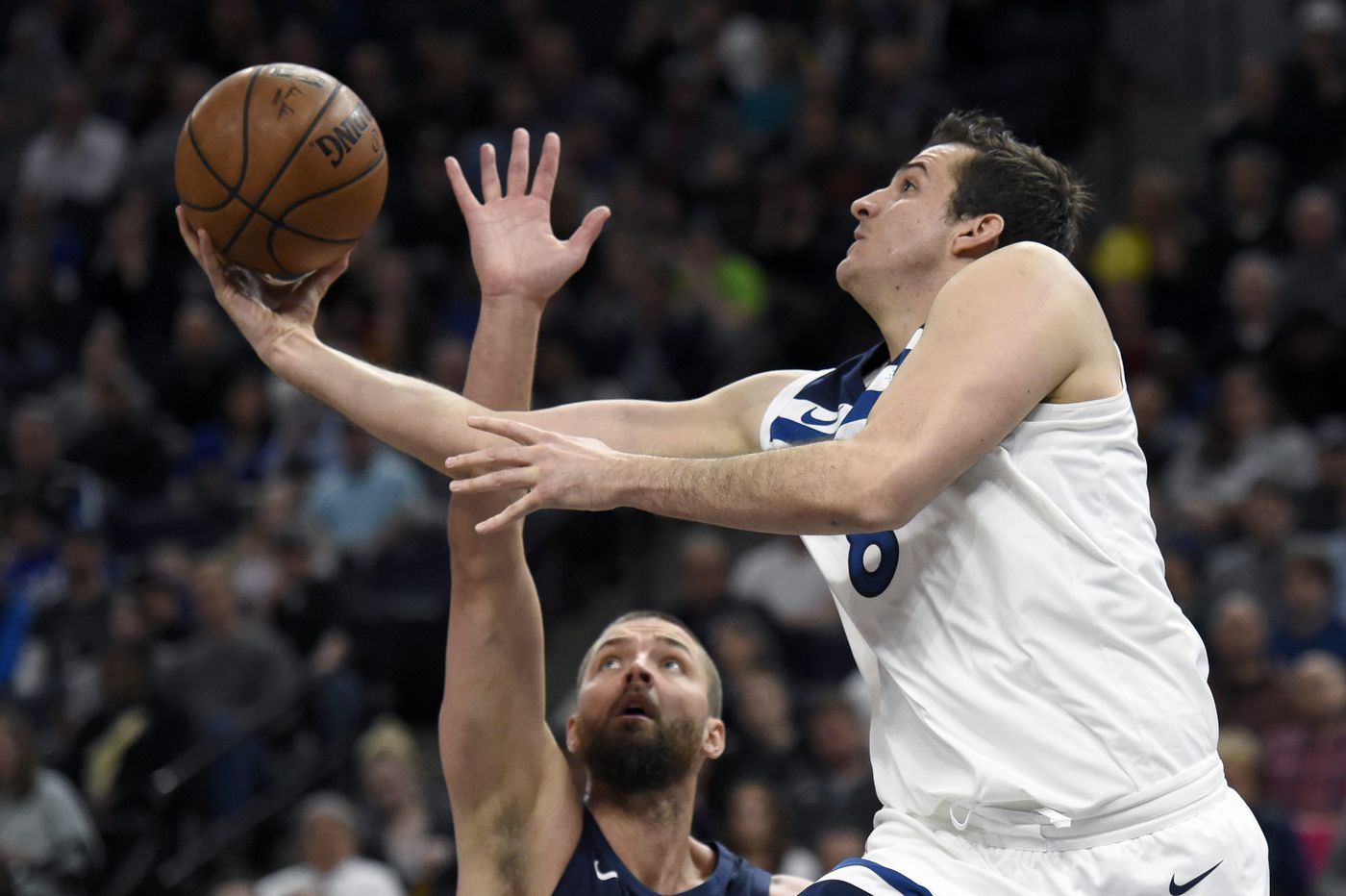Nemanja Bjelica, after spurning Sixers, reportedly discussing deal with Kings