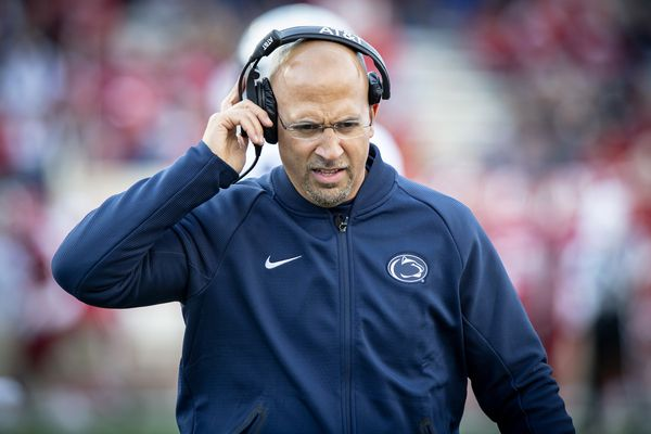 What James Franklin is saying heading into Saturday's game at No. 5 Michigan
