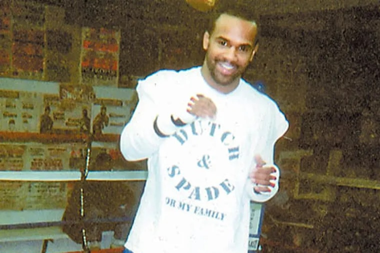 Kaboni Savage, a former boxer and convicted North Philadelphia drug kingpin, appeared at an arraignment hearing Friday before U.S. District Court Judge R. Barclay Surrick. (Family Photo)