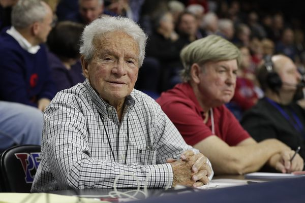 Half a century later, Jack Scheuer, the Palestra's all-time leading scorer finds his place courtside | Mike Jensen