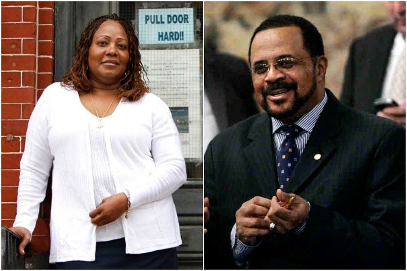 FOP leaning toward endorsing Philly Sheriff Jewell Williams because of... DA Larry Krasner? | Clout