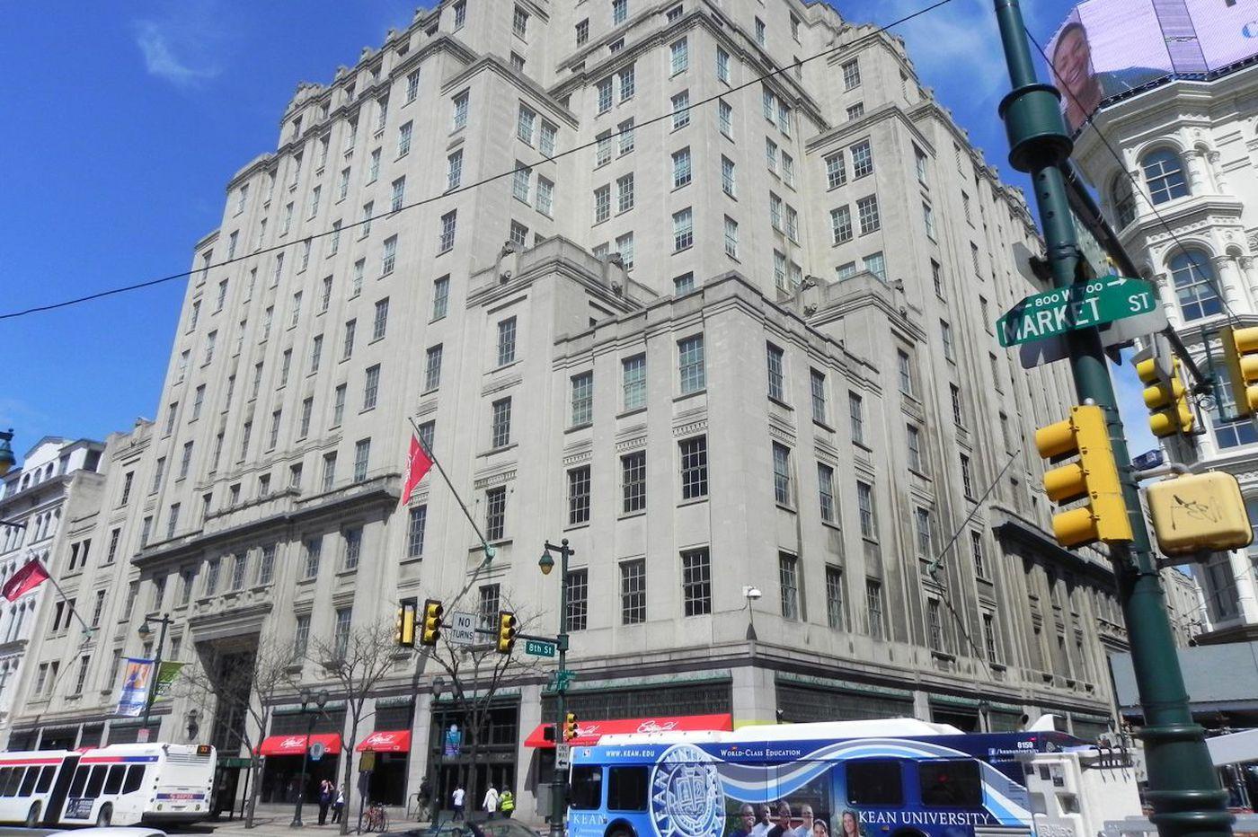 New York firms buy rest of Strawbridge's building office floors