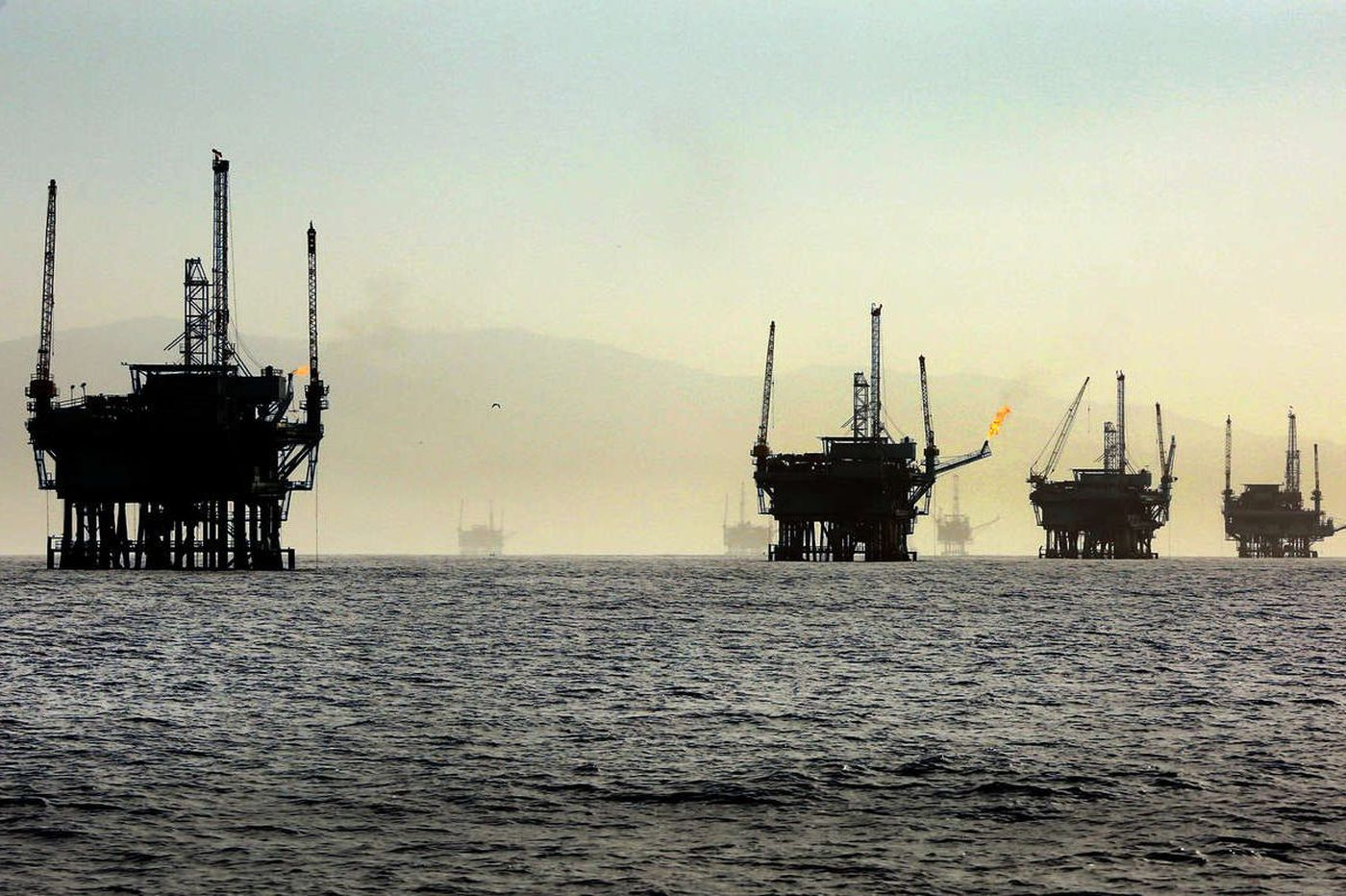 NJ sues feds to learn why Florida, and not NJ, was exempted from offshore oil drilling