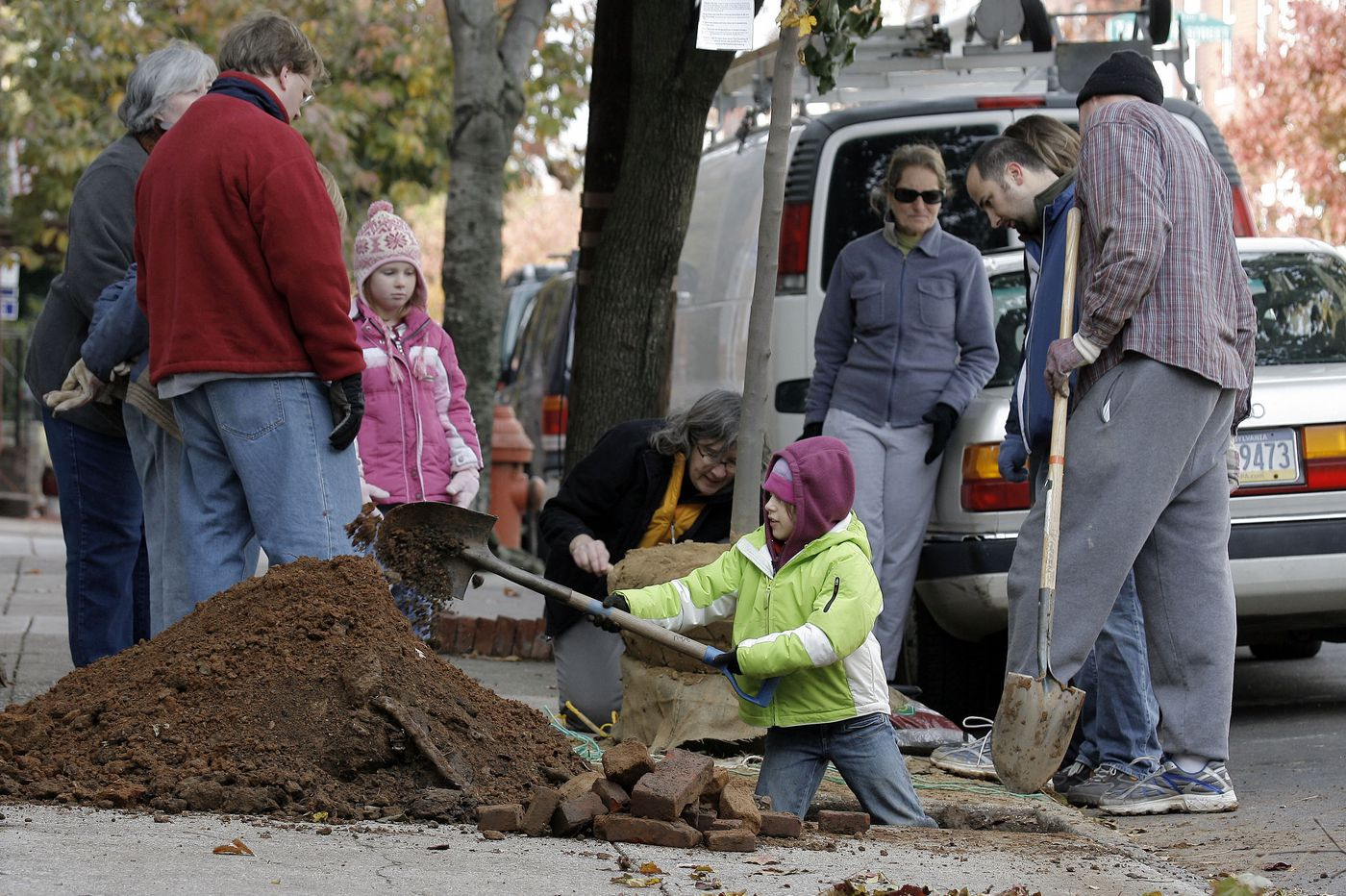 Philly needs more trees, please | Opinion