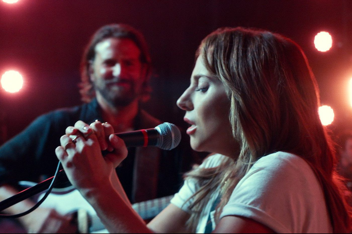 Can Bradley Cooper pull off being a rock star in 'A Star is Born'?