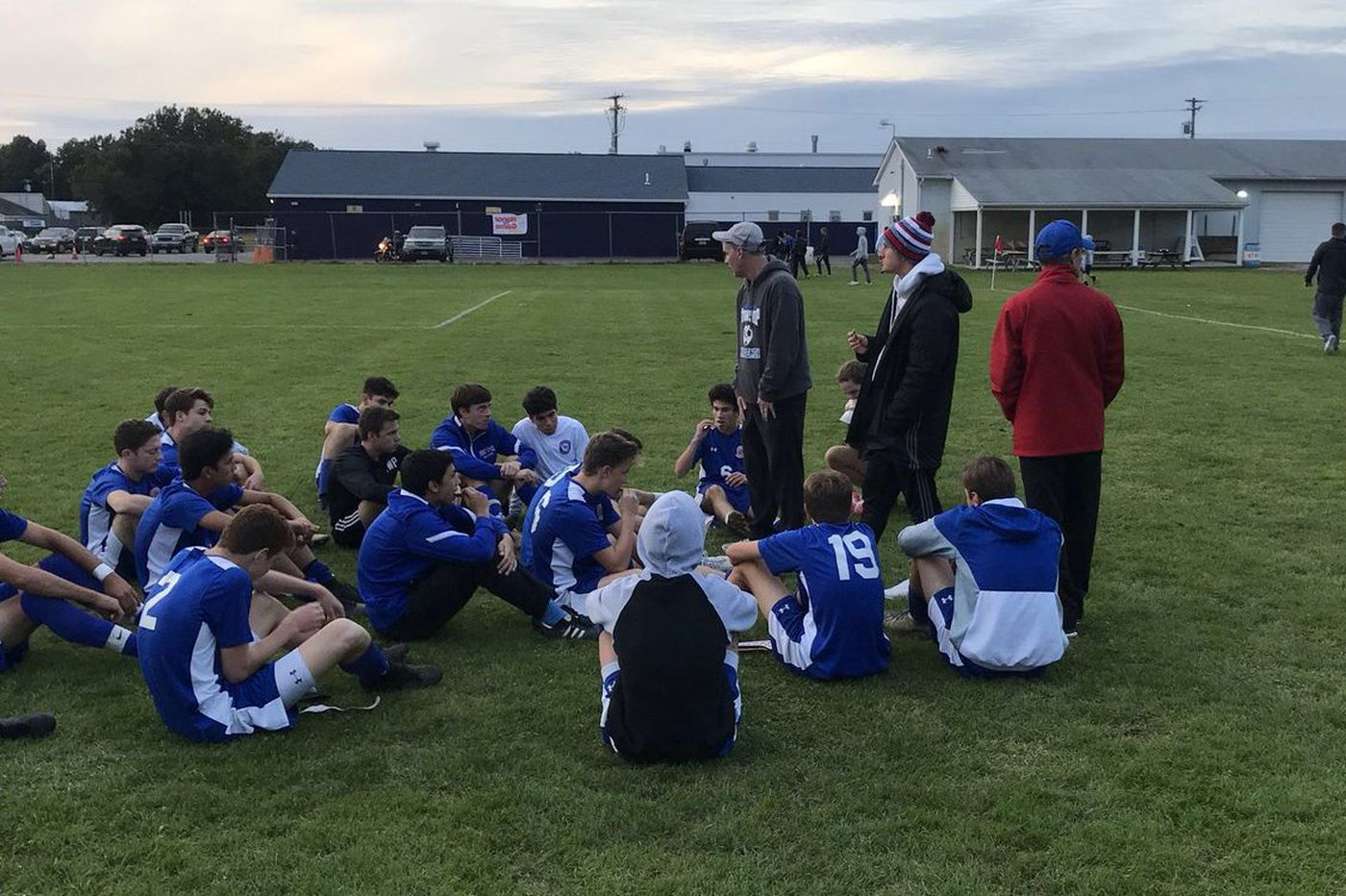 Friday's South Jersey roundup: Matt Liss scores in OT to advance Washington Township in SJSCA Tournament