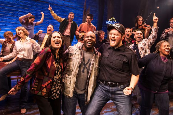 'Come from Away' is at the Academy of Music, and you should go
