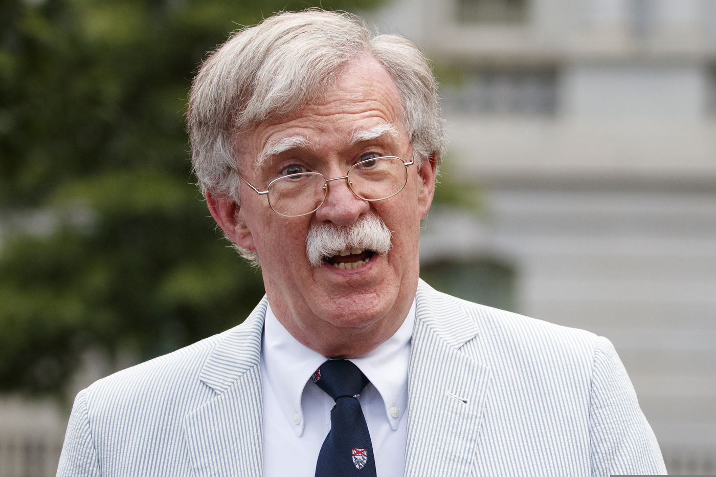 GOP defends Trump after John Bolton book draft says he told him of explicit quid pro quo