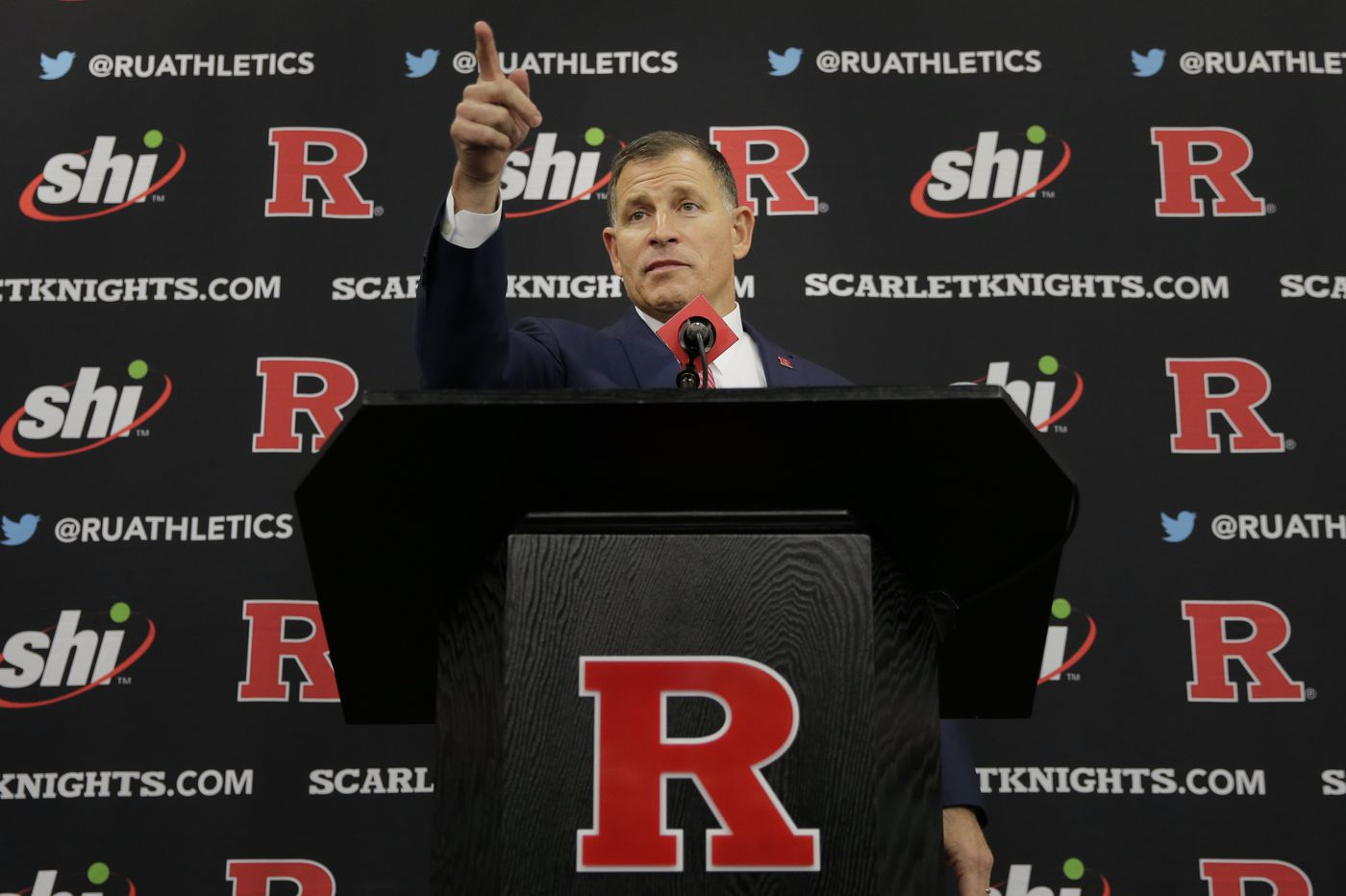 Two Rutgers football players test positive for COVID-19