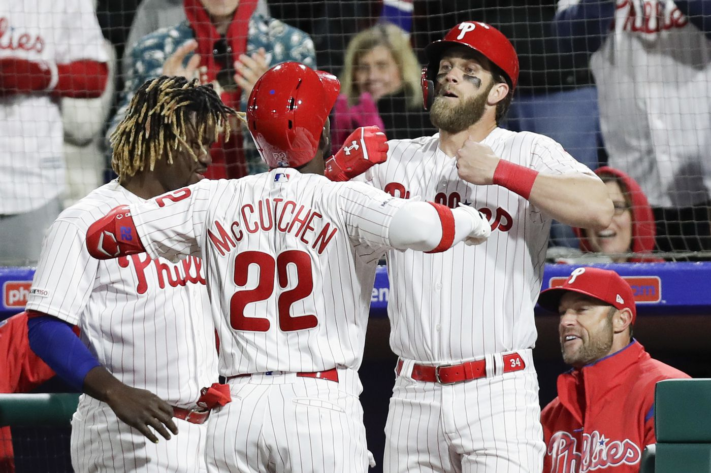 Phillies podcast: After making a big impression in Philly, how will Bryce Harper be received in D.C.?