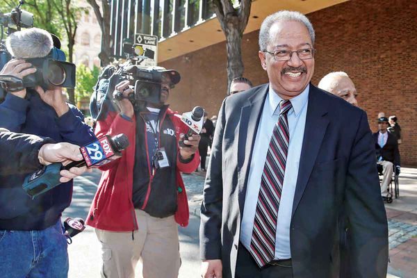 For a fallen Fattah, nothing left to do but yield to the prison cell that awaits