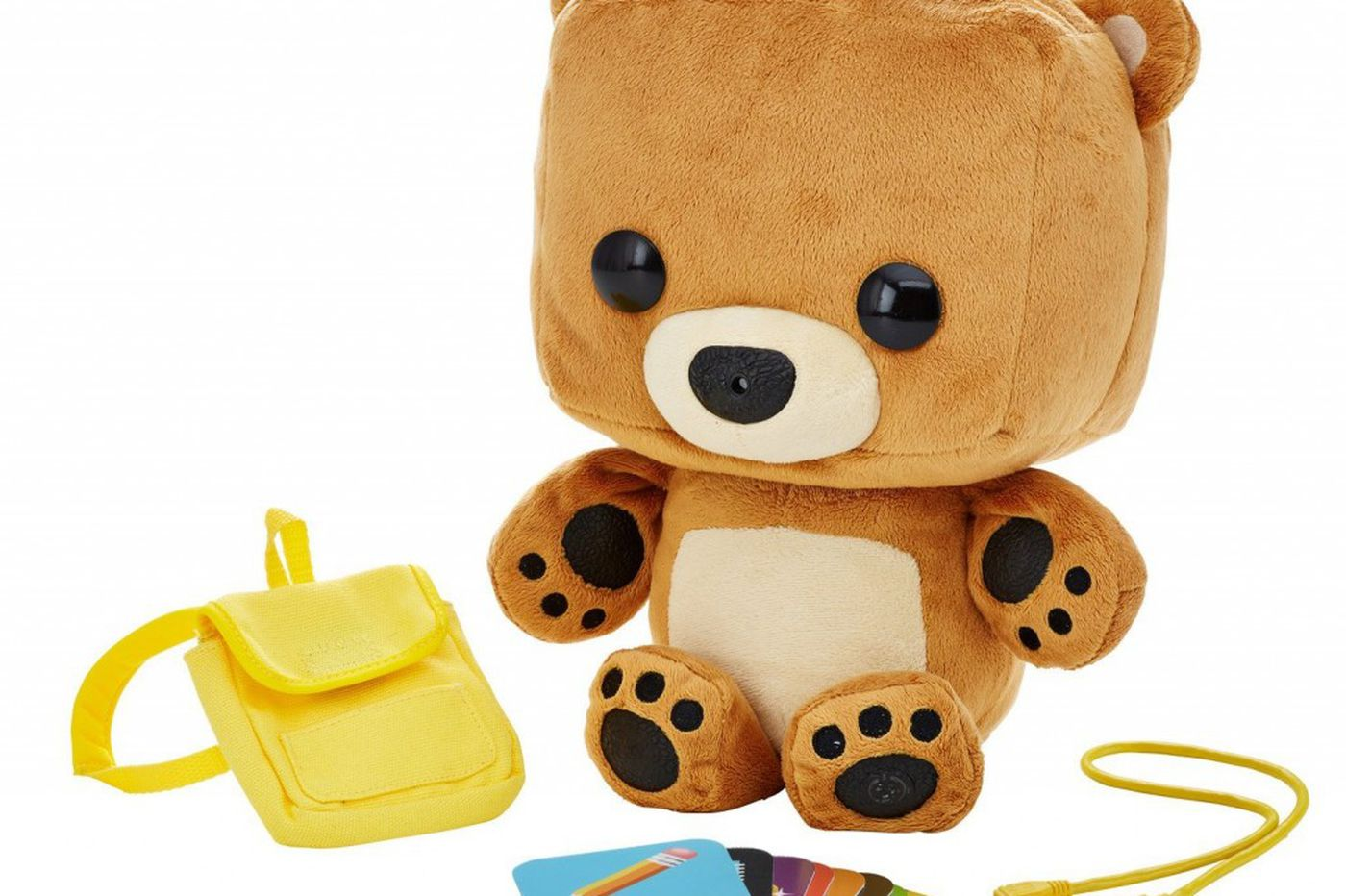 Beware the holiday 'smart toys' that spy on your kids