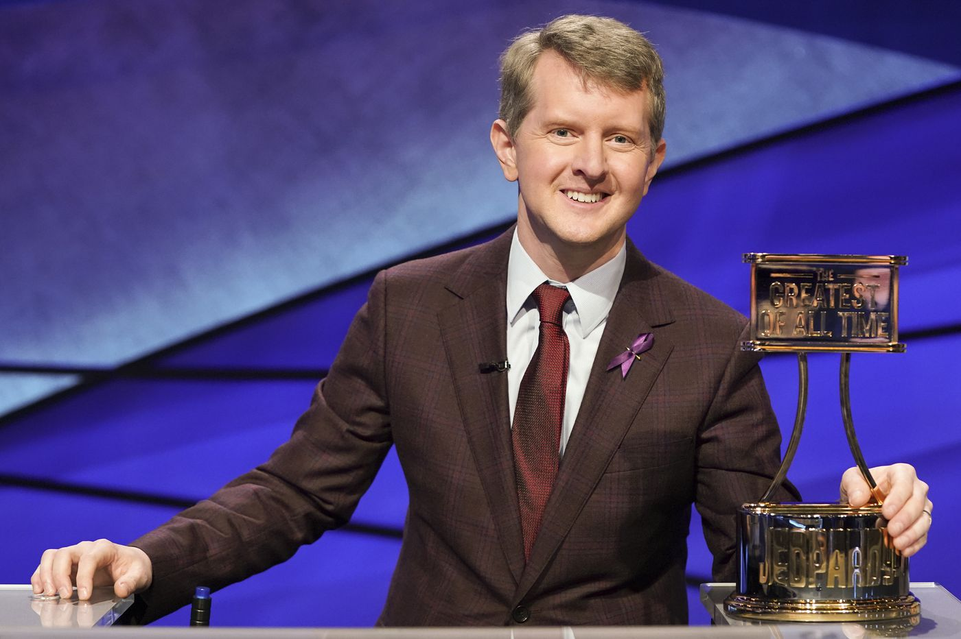 'Jeopardy!' mega-champion Ken Jennings not open to rematch