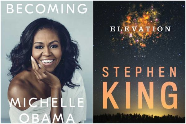 The best books to read this fall: Michelle Obama, Stephen King, Lin Manuel Miranda's 'Little Pep Talks,' more