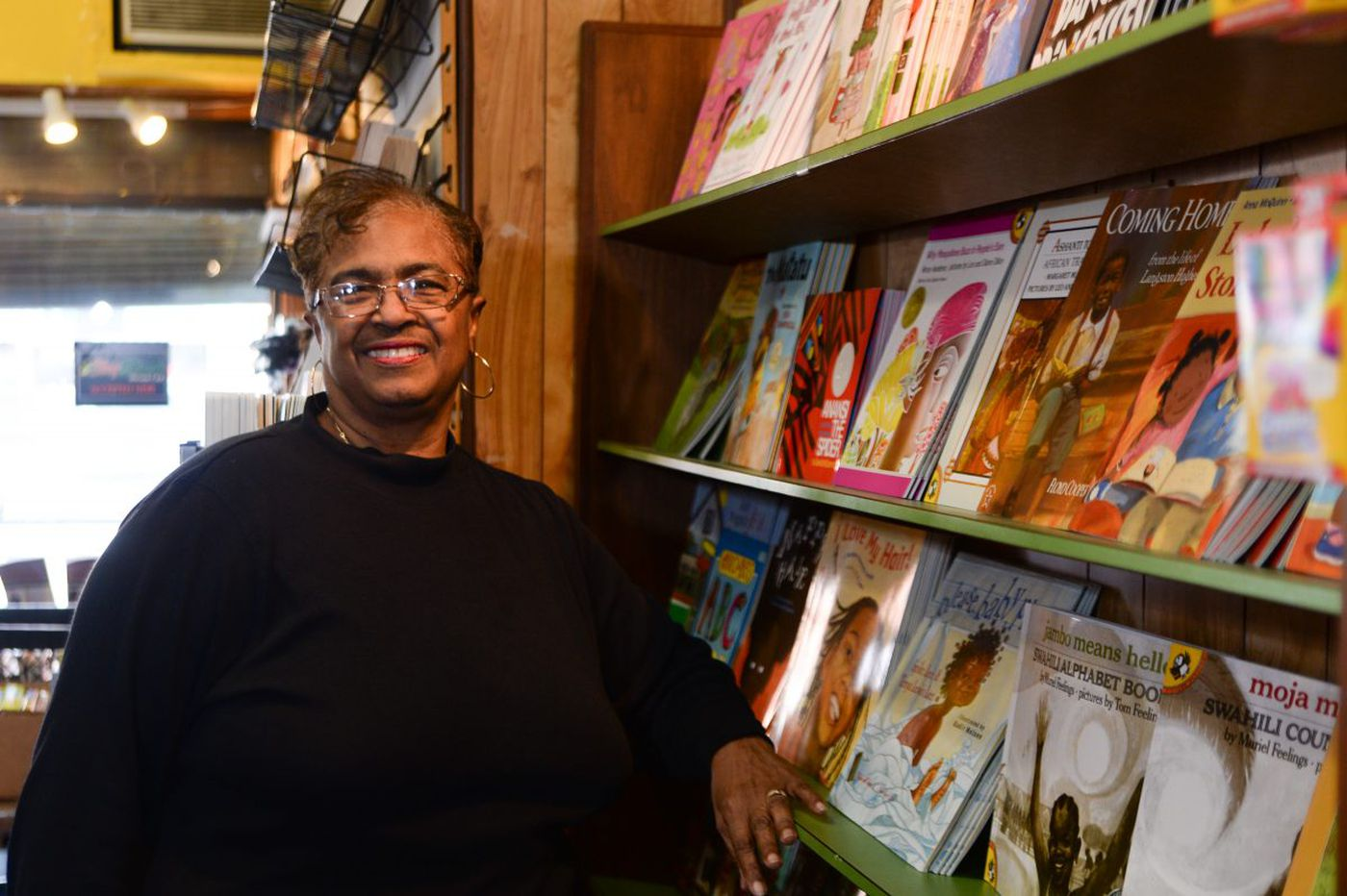 last of phillys black owned bookstores looking for a comeback - Bookshelves For Bookstores
