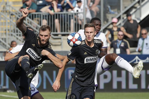 Union need late Kacper Przybylko goal to save 2-2 tie with Orlando City