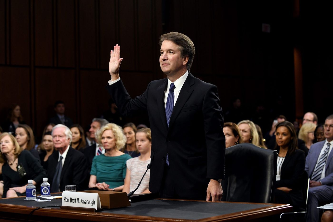 Americans deserve to know more about Brett Kavanaugh's time in the White House | Editorial