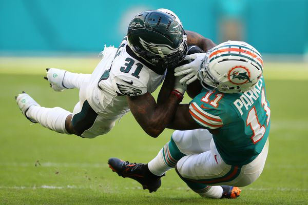 Eagles-Dolphins Up-Down Drill: Jalen Mills, Ronald Darby and defense deliver dud | Jeff McLane