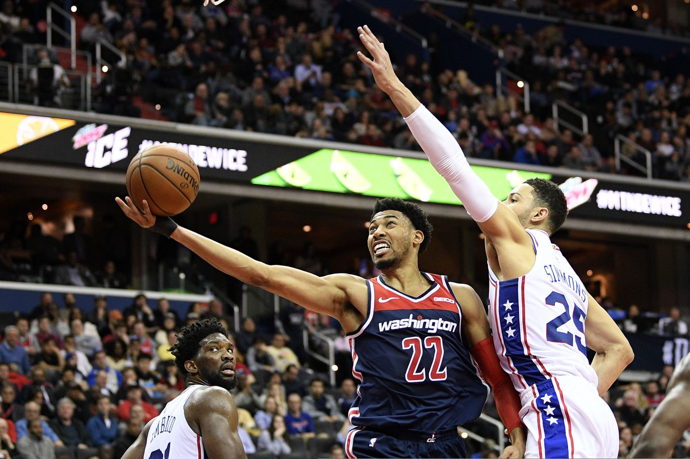 Sixers-Wizards observations: Horrid perimeter defense (again), careless ball handling (again)