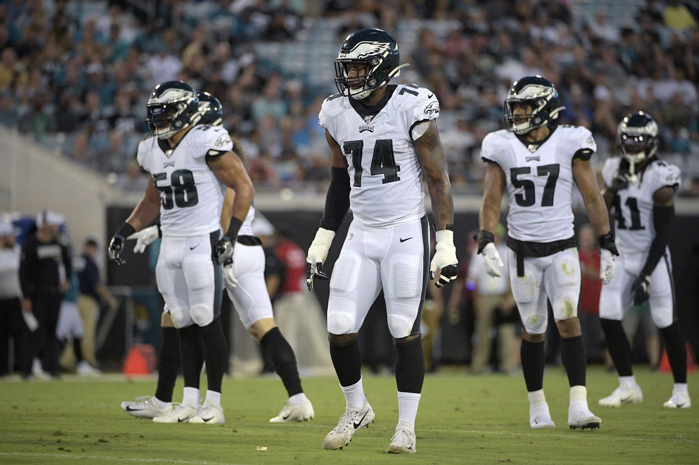 Which Eagles suffer the most from the cancellation of preseason games? | Early Birds