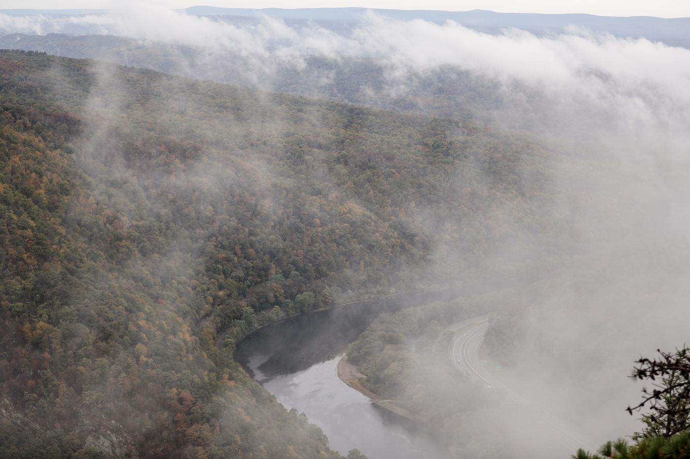 Take a tour through the Delaware Water Gap, the crown jewel that nearly disappeared