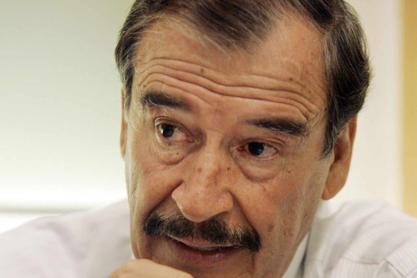 Ex-Mexican President Fox says gunmen tried to storm his home