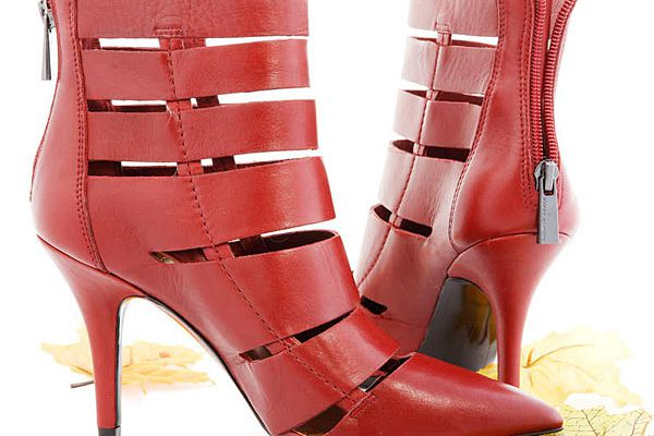 Mirror, Mirror: Shoe-booties range from fashion functional to fashion chic