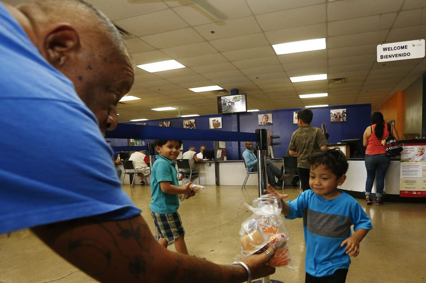 Can hospitals help bridge the partisan divide to feed hungry families?