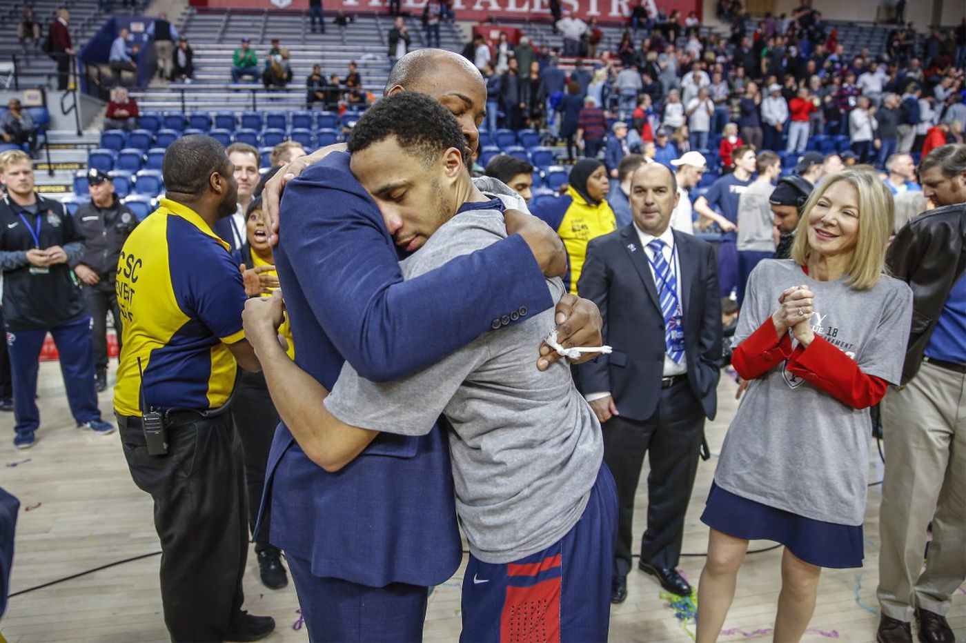 Penn's return to NCAA tournament has extra meaning for assistant coaches Ira Bowman and Nat Graham