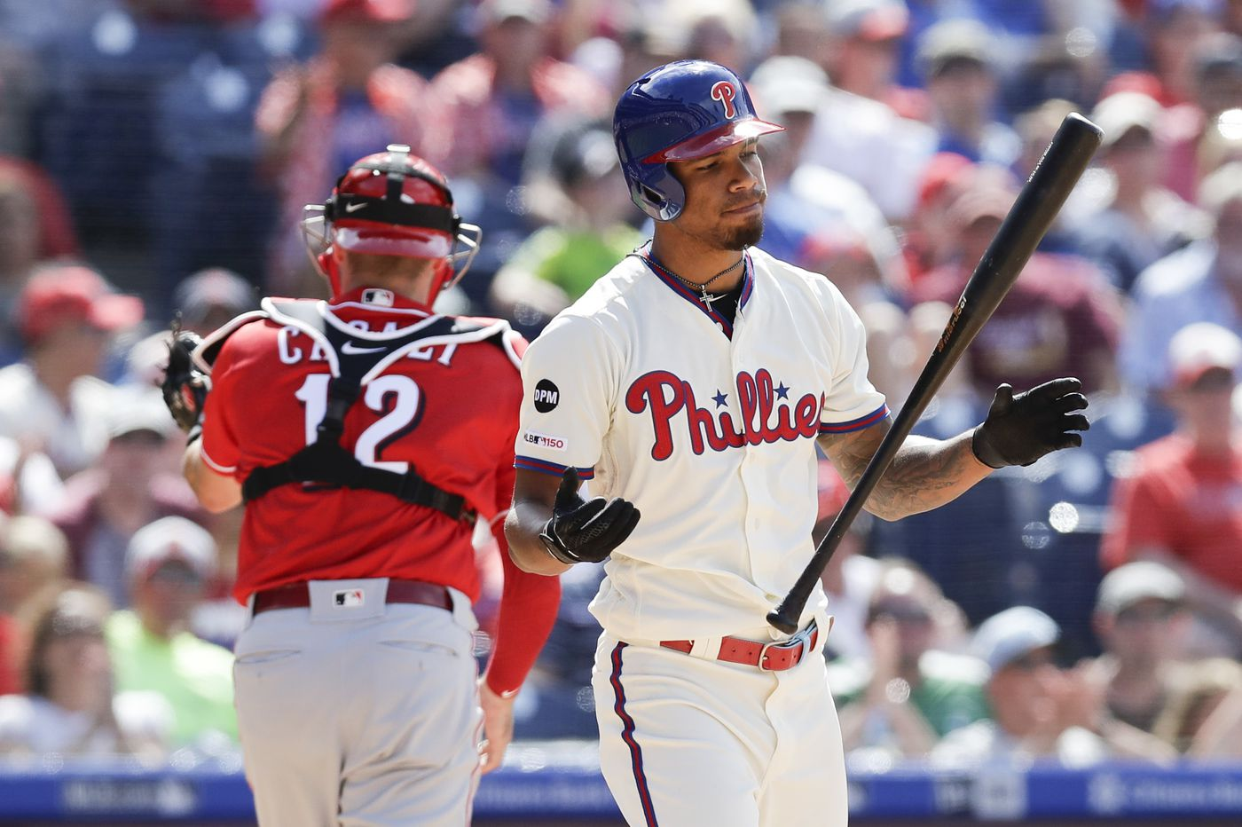 Nick Williams' time with Phillies seems to be running out