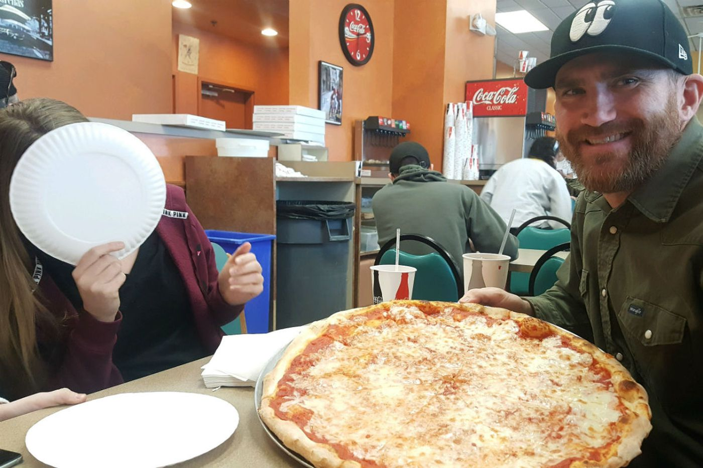 Sam's Pizza's sweet sauce divides and binds my family at the Shore