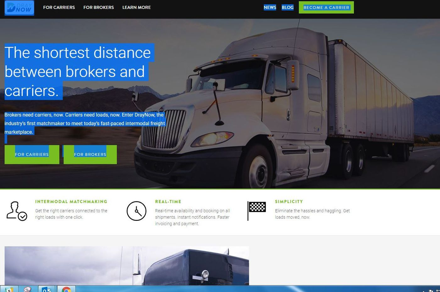 Trucking app: Comcast leads $5M raise for DrayNow; it will hire 100+