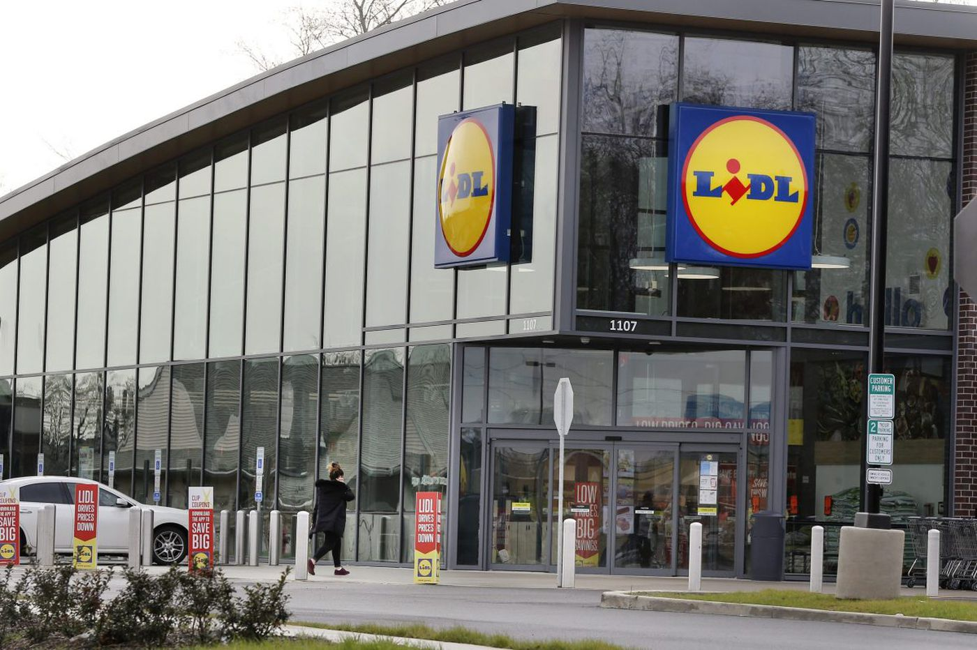 German grocer Lidl scales back plan for Philly store amid U.S. expansion's shaky start