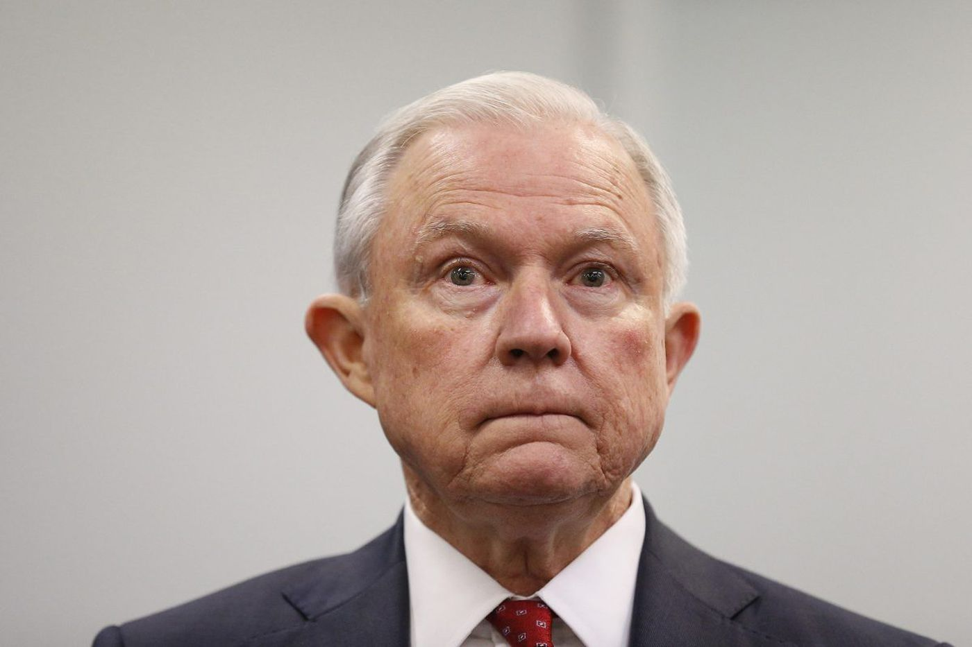 Embattled Sessions announces new restrictions on funding sanctuary cities
