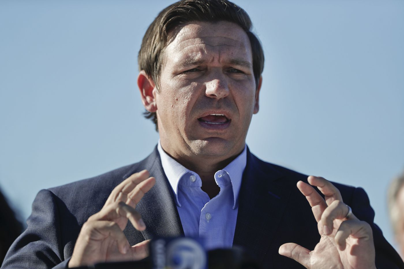 Gov. Ron DeSantis: Russians accessed 2 Florida voting databases