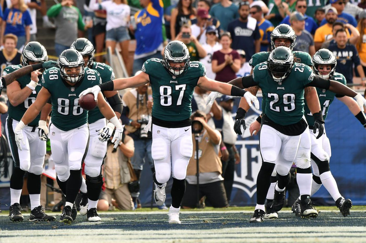 Eagles have rare playoff advantage; they need to make this happen   Bob Ford