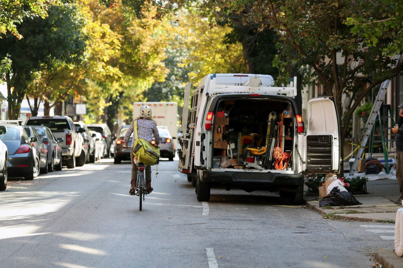 City changing lanes too quickly for bikes on Spruce and Pine | Opinion