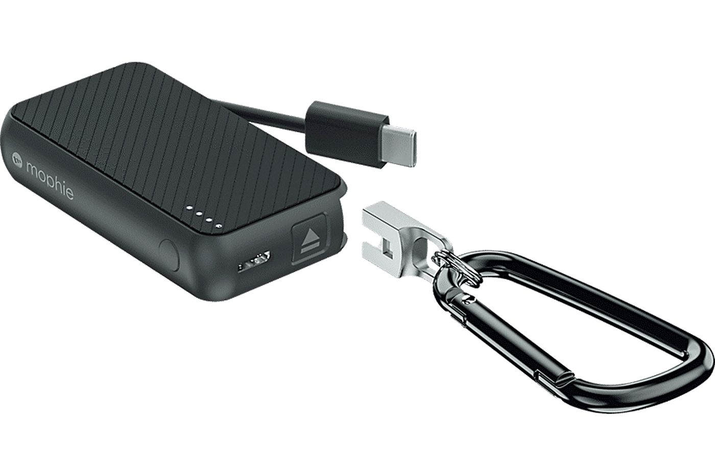 Travel Gear: Mophie Powerstation Keychain portable battery