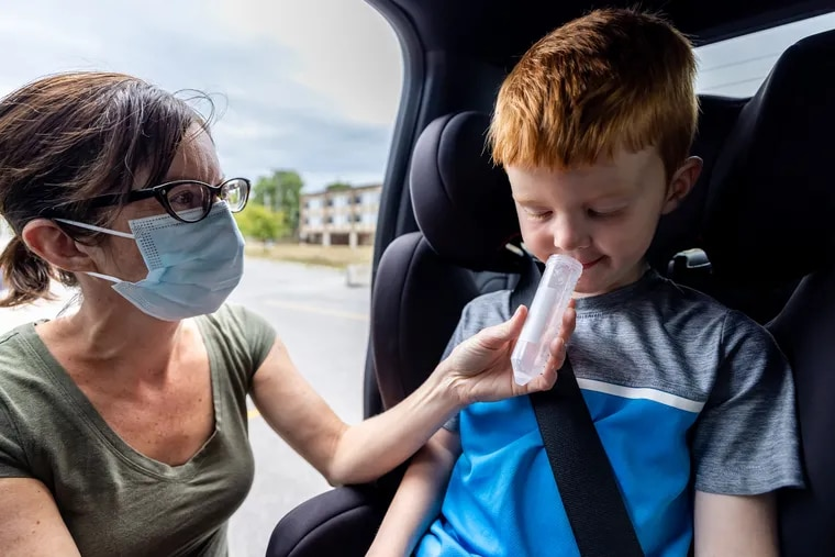 A rapid, noninvasive saliva test may be able to detect which children are at greatest risk for developing severe COVID-19 symptoms, according to ongoing research out of Penn State.