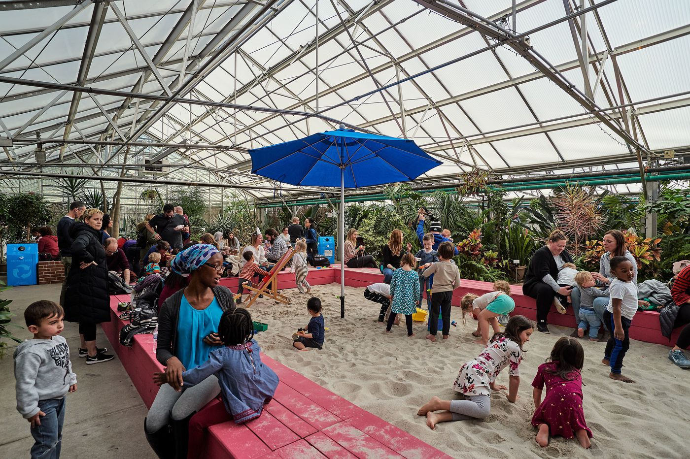 What to do in Philly this week (Jan. 31-Feb. 6) Philly Theatre Week, chill out in a greenhouse, puppy yoga, Friday Remix, and more