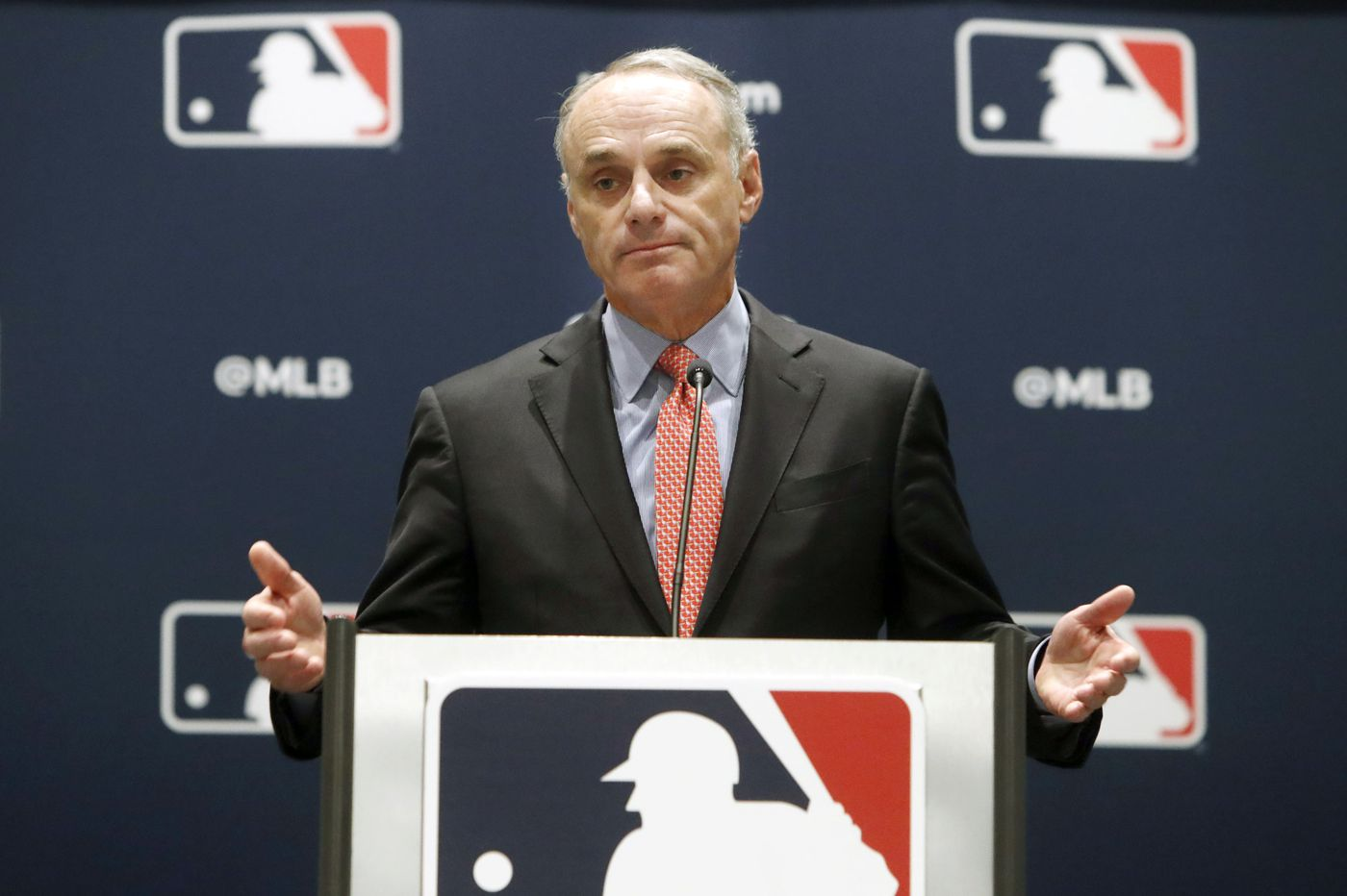 Rob Manfred must decide how to handle MLB's compromised competitive integrity | Bob Brookover