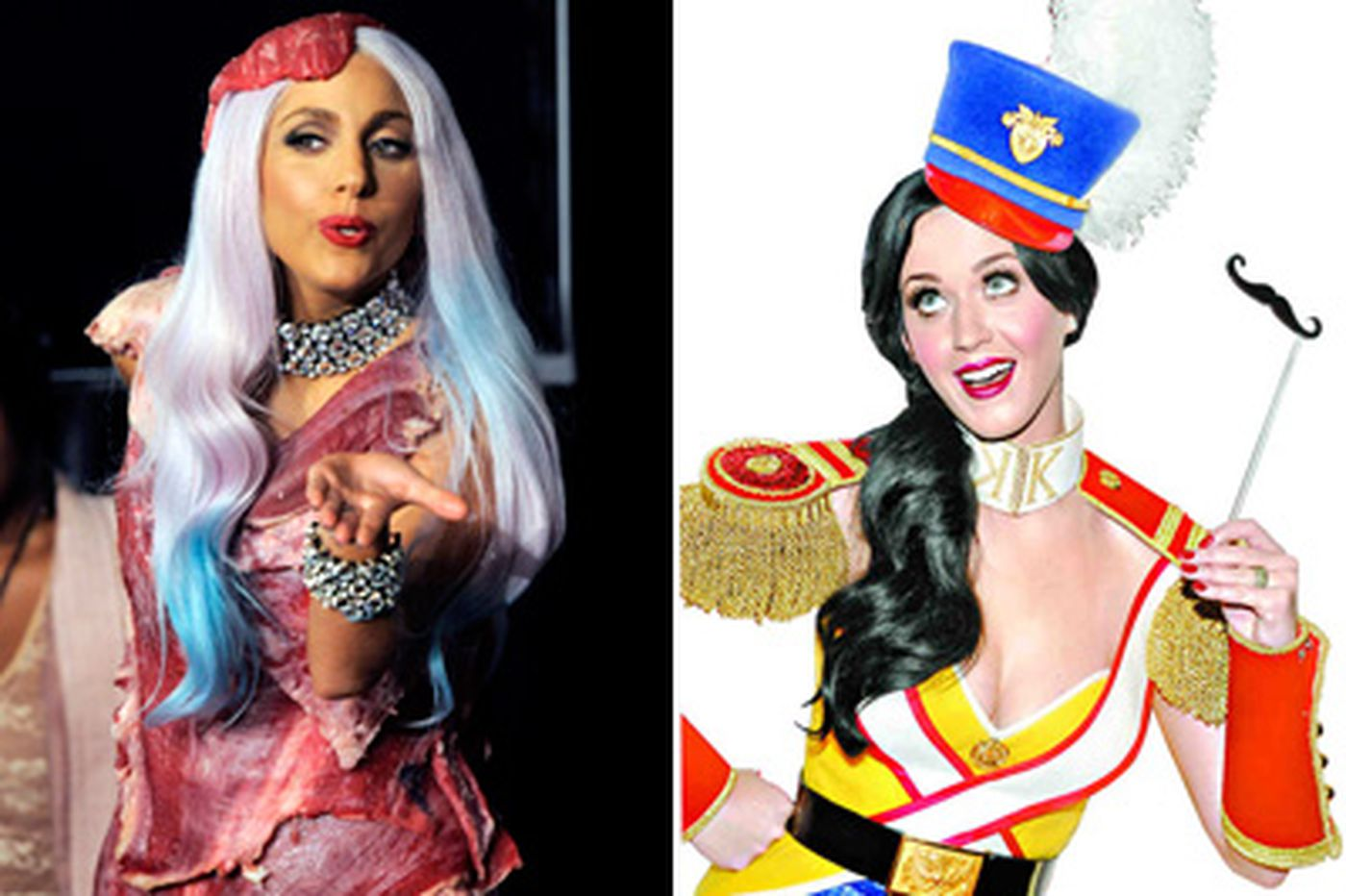 Mirror, Mirror: Lady Gaga: A style icon in the flesh
