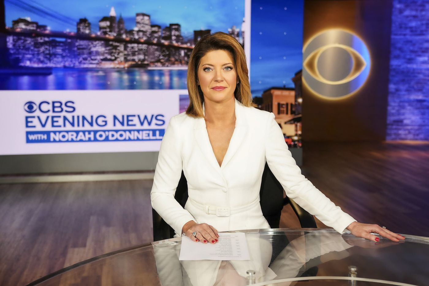 CBS News takes some chances with new anchor Norah O'Donnell