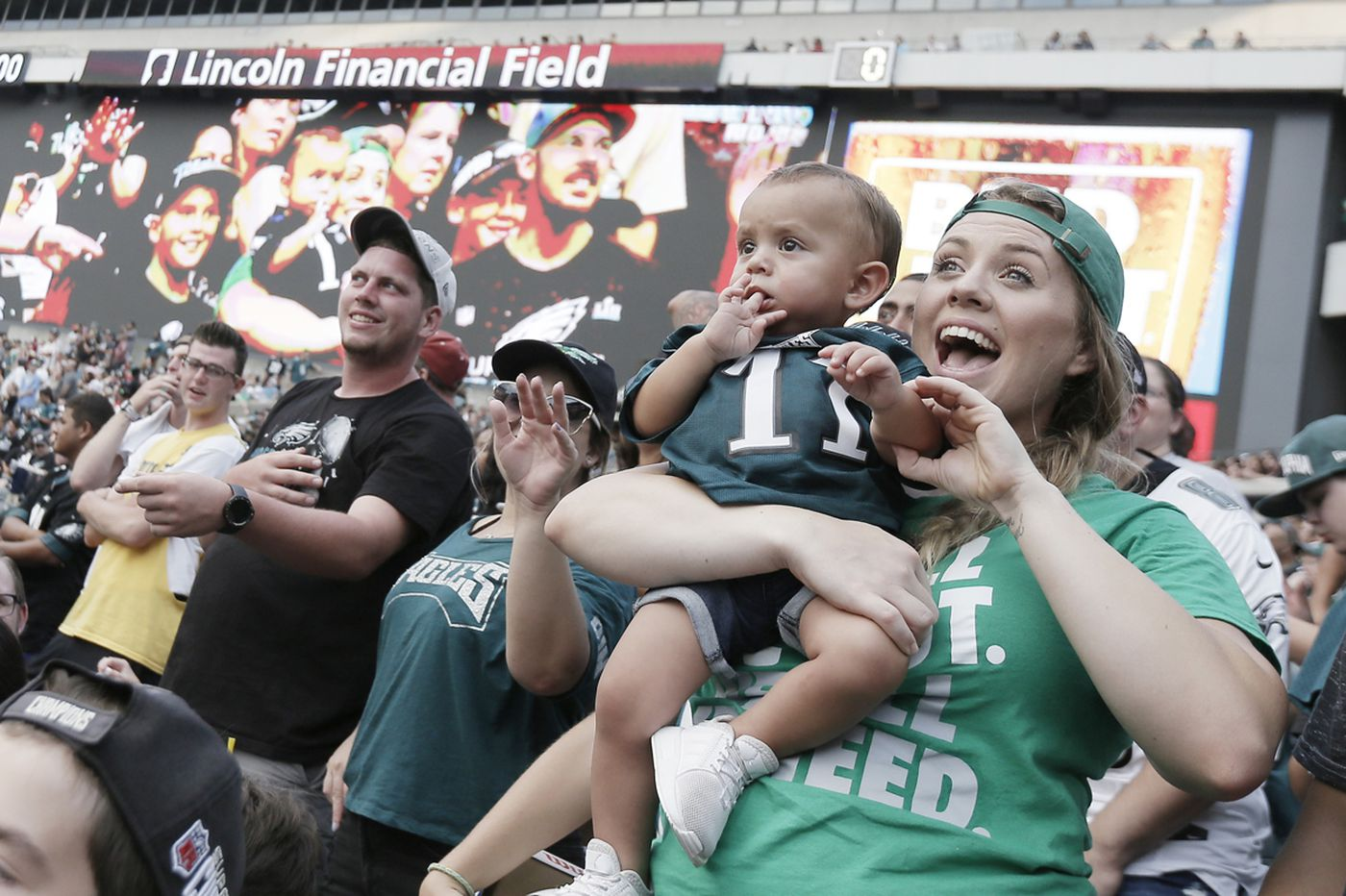Eagles second open practice: Time, details and how to follow