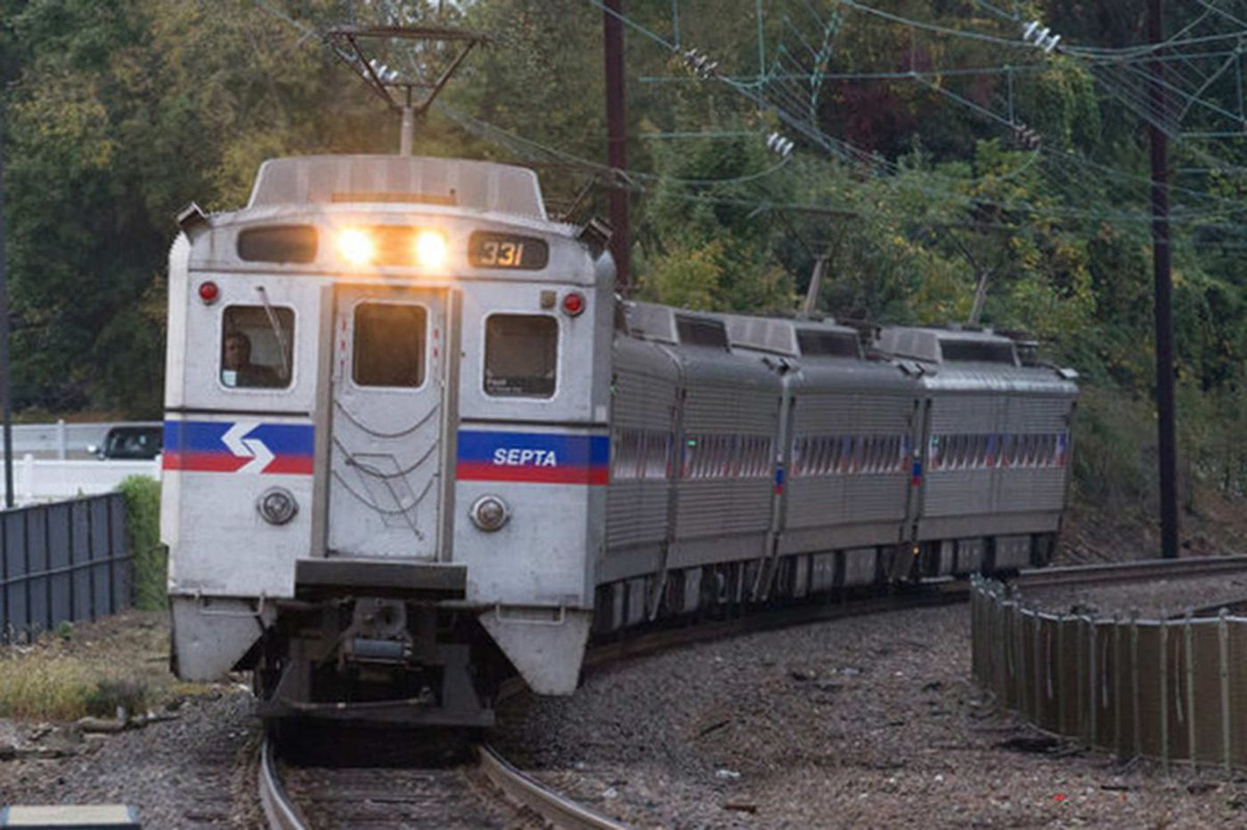 Service resumes on SEPTA's Paoli/Thorndale Regional Rail line
