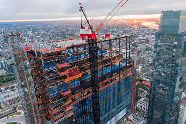 Slowdown continues at Philly-area construction sites
