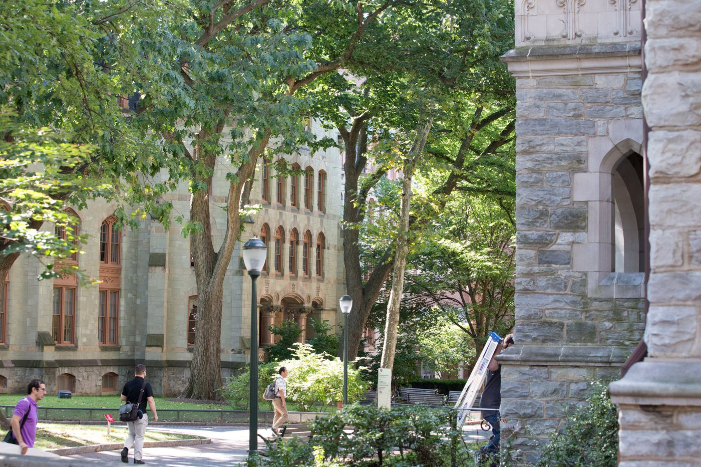 Penn to require students to live on campus through sophomore year