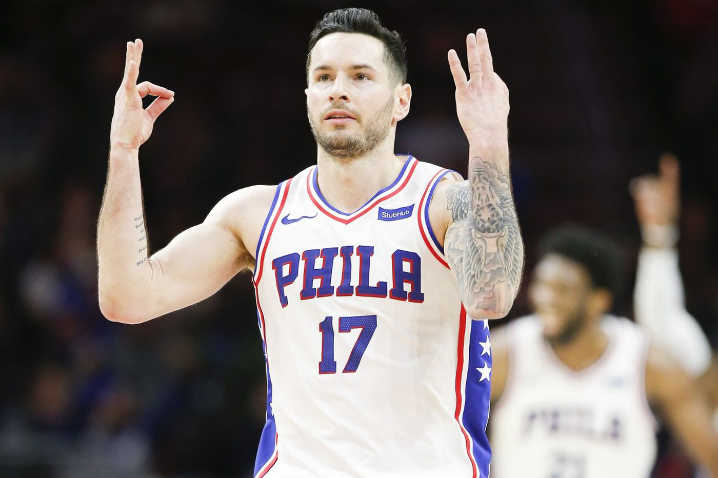 JJ Redick wants Sixers' tenure 'to be a long-term thing'